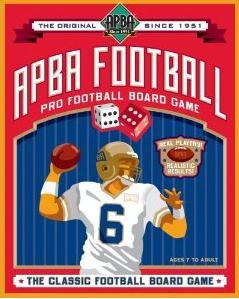 APBA Football Cover