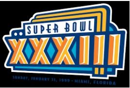 SBXXXIII Logo