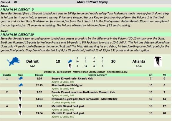 Game 87 Det at Atl