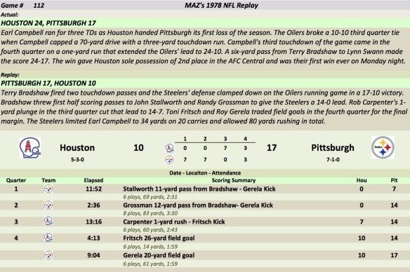 Game 112 Hou at Pit