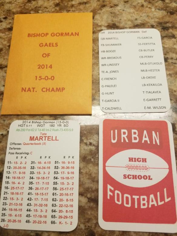 Dave Urban Cards