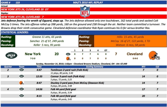 game 133 nyj at cle